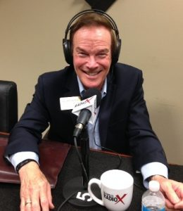 One of my guest appearances on Business RadioX